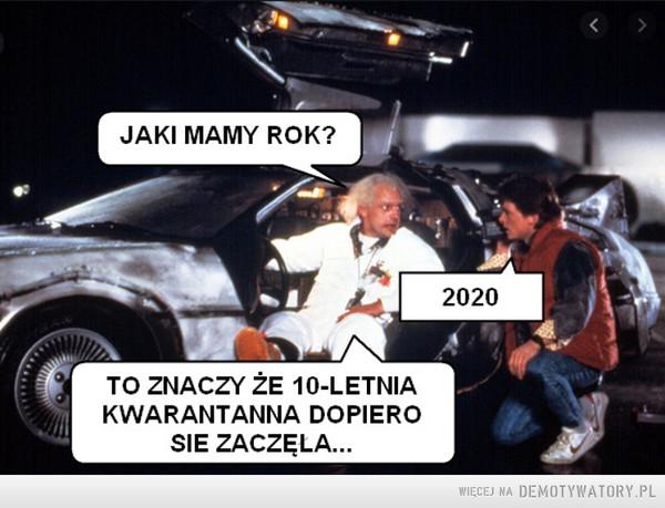 Przyszłość ma wiele imion –