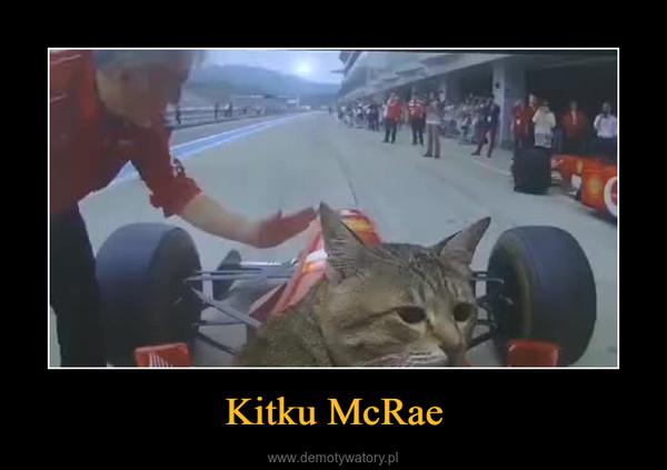 Kitku McRae –