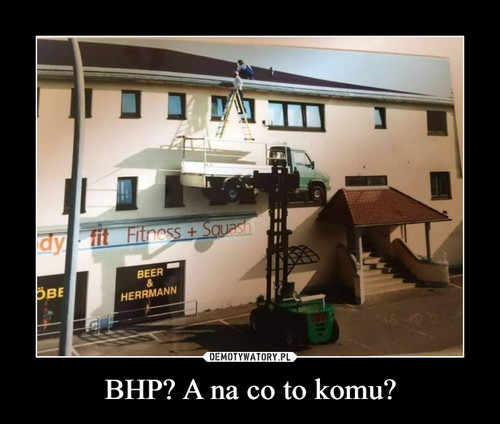 BHP? A na co to komu?