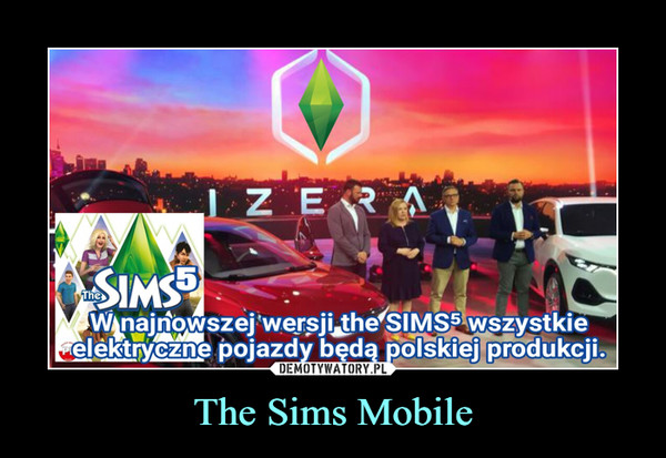 The Sims Mobile –
