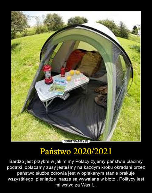 Państwo 2020/2021