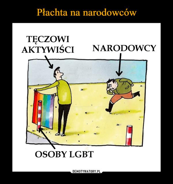 –  TĘCZOWIAKTYWIŚCINARODOWCYOSOBY LGBT