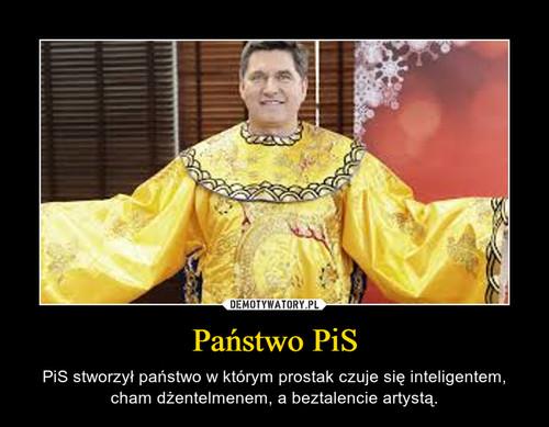 Państwo PiS