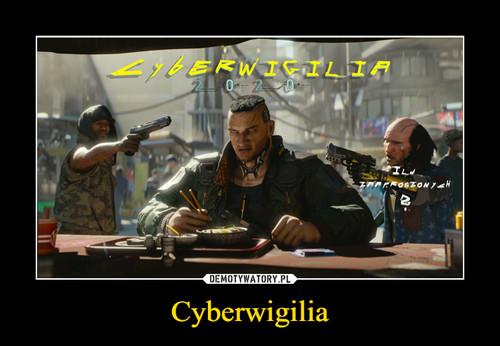 Cyberwigilia