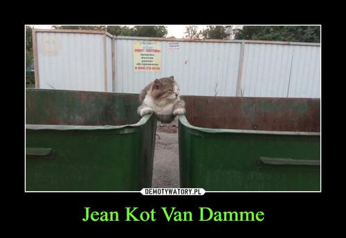Jean Kot Van Damme