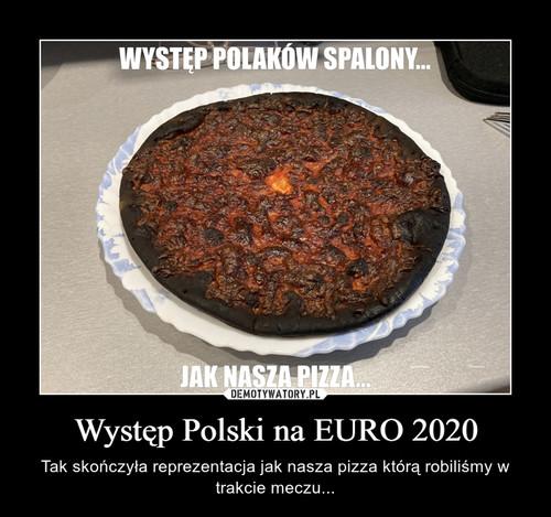 Występ Polski na EURO 2020
