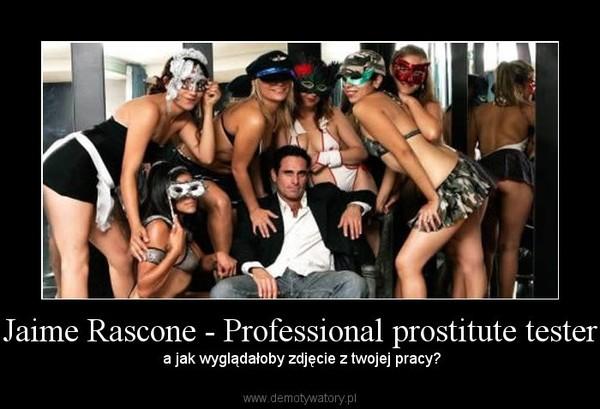 тестер проституток професcиональный